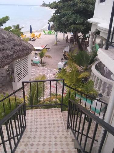 Reposoir Du Village, Port-Salut