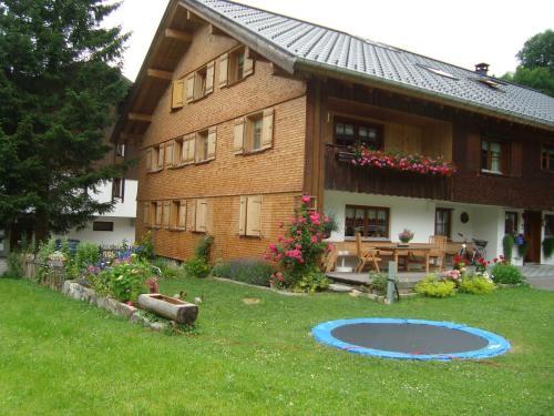 Ferienbauernhof Beer - Apartment mit 2 Schlafzimmern mit Balkon