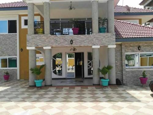 Good Night Hotel (SCC), Accra