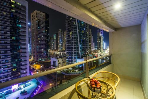 Marina View One Bedroom Balcony Apartment, Dubai