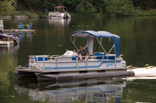 Songbird 6BR Pontoon Kayaks