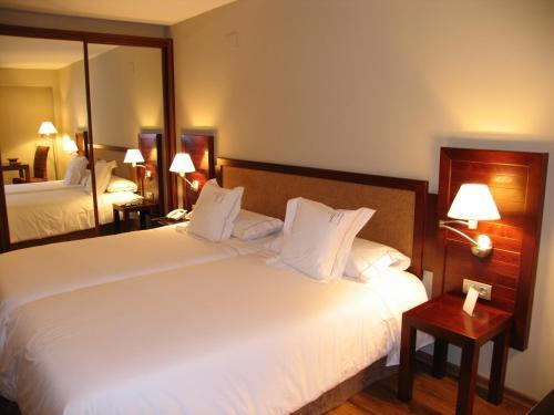 Habitación Triple Hotel & Spa El Privilegio 4