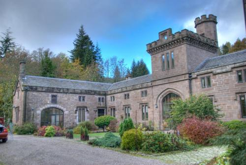 Photo of The Castle Stables Hotel Bed and Breakfast Accommodation in Auchenblae Aberdeenshire