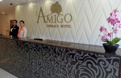 Picture of Amigo Terrace Hotel