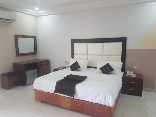 Tatiana Hotel and Suites, Lagos