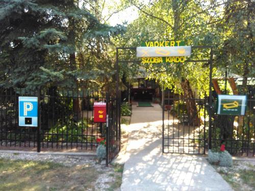 Vadkerti szállás, Kismaros
