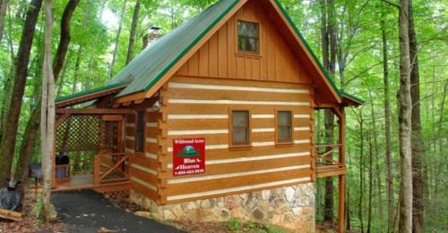 Blue Heaven Cabin