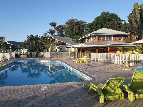 Amazone Lodge Oyack, Roura
