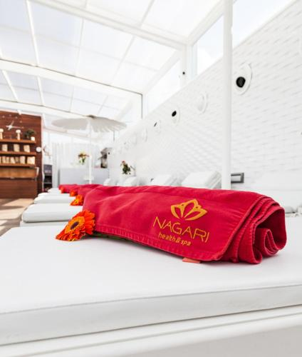Double or Twin Room with Spa Access Gran Hotel Nagari Boutique & Spa 7