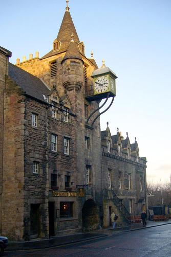 Photo of Atholl Brae Hotel Bed and Breakfast Accommodation in Edinburgh Edinburgh