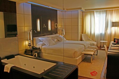 Doppel- oder Zweibettzimmer Gran Hotel Nagari Boutique & Spa 2