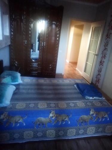 3-комнатная квартира в ЦЕНТРЕ, Naberezhnyye Chelny