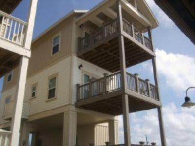 Redfish Tower Home