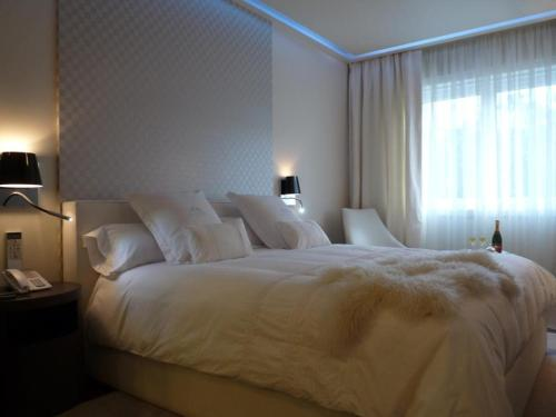 Double or Twin Room with Spa Access Gran Hotel Nagari Boutique & Spa 10