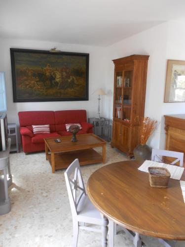 Apartment mit 1 Schlafzimmer (2 Erwachsene) Hotel Villa Maltés 5