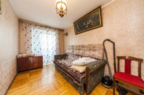 "One-Bedroom Apartment ""City-Center"" Tairovo, Odessa"