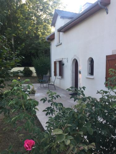 Grande Maison Jardin Terrasse Troyes