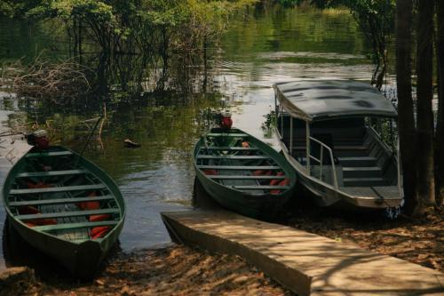 Anaconda Amazon Island