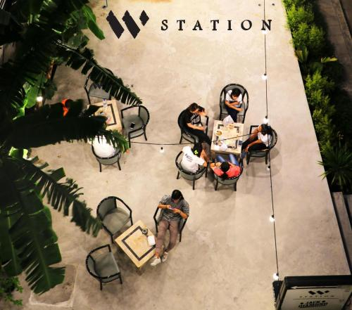 W Station, Bangkok