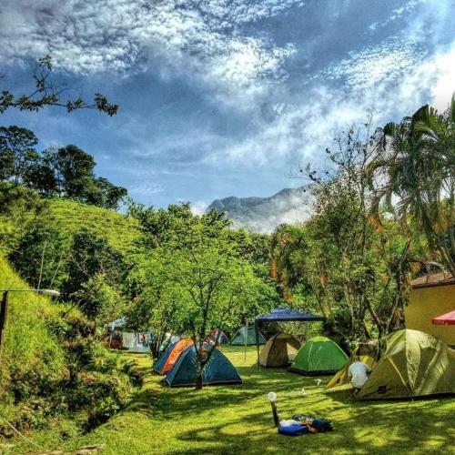Caminho das Andorinhas Camping e Hostel