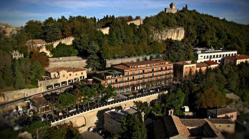 Отель Grand Hotel San Marino