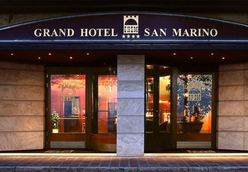 Grand Hotel San Marino - Pet Friendly Accommodations | PetFriendly.io