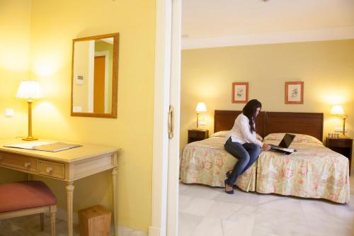 Junior Suite Villa Jerez 1