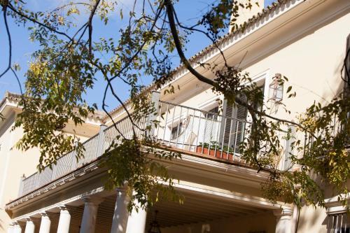 Suite Junior con vistas al jardín  Villa Jerez 8