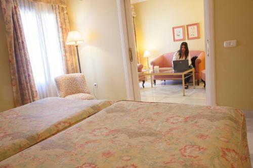 Junior Suite Villa Jerez 2