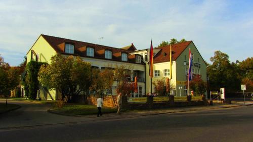 Отель Hotel Goldener Fasan 3 звезды Германия