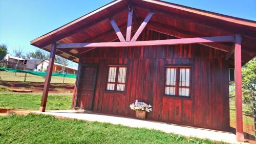 Cabaña Guayubira