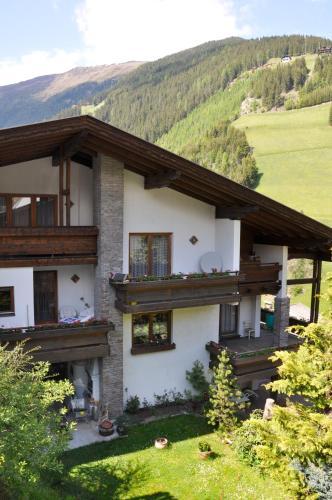 Apartmenthaus Edelberg - Apartment mit 1 Schlafzimmer und Balkon