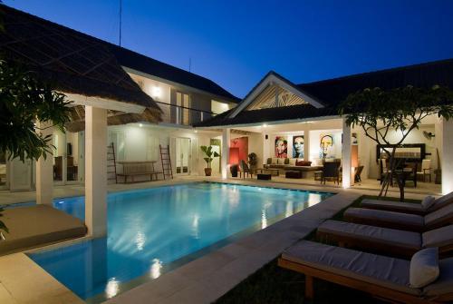 Отель Villa Kukka 5 звёзд Индонезия
