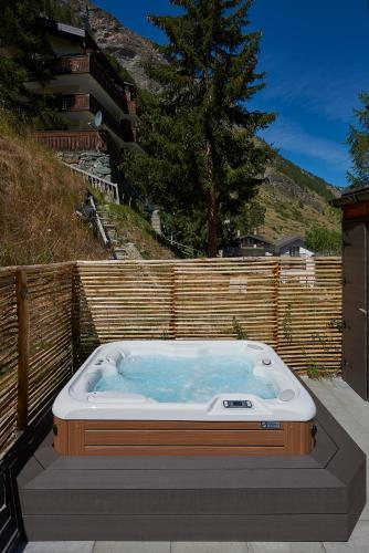 Penthouse Tschugge, Zermatt