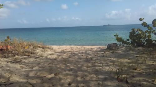 Sunkey's Place- Sandx beach house ( upstairs), Carriacou