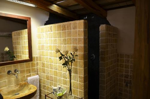 Superior Double Room with Terrace Hotel Galena Mas Comangau 18