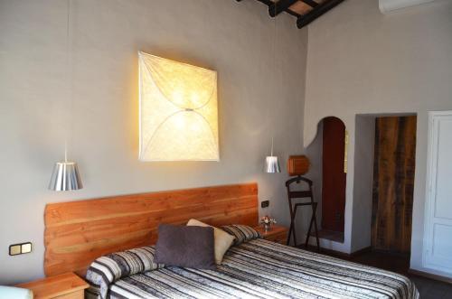 Habitación Doble Superior con terraza Hotel Galena Mas Comangau 16