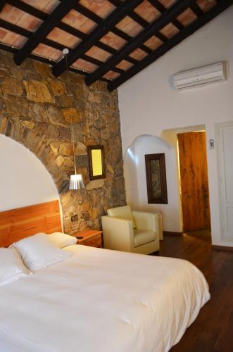 Double or Twin Room Hotel Galena Mas Comangau 7