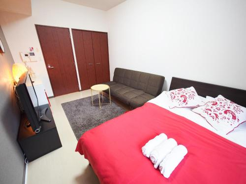 Suzaku Apartment Nipponbashi 315 PH191, 大阪