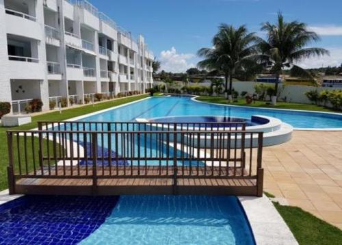 Flat In-Sonia 3 - Tabatinga Beach Resort