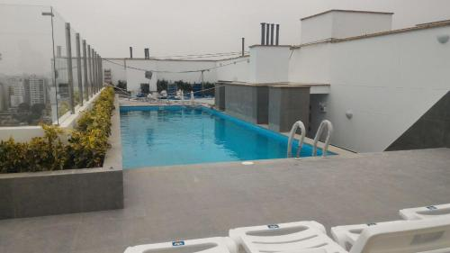 3BDRM / GYM Av Brasil, Lima