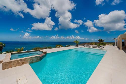 Villa Dreamin Blue, Saint Martin