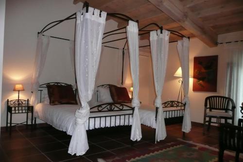 Habitación Doble con vistas - 1 o 2 camas Cortijo Puerto el Peral 3