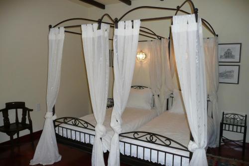 Habitación Doble con vistas - 1 o 2 camas Cortijo Puerto el Peral 4