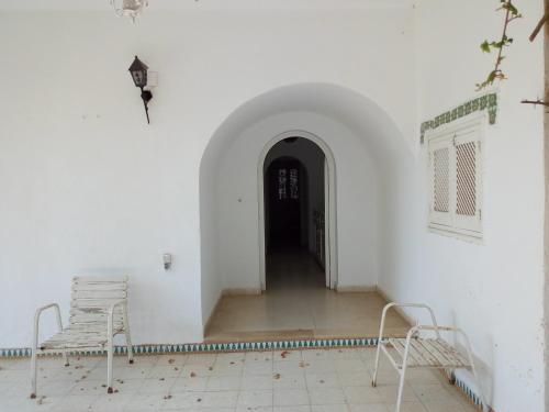 Villa Résidence Jannet Hammamet Nord Pieds dans l'eau, 哈马马特