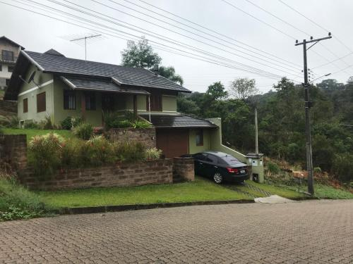 Casa moderna da Serra