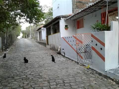 Casa peq mobiliada Pium prox Praia Cotovelo