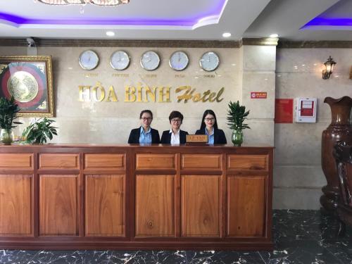 Hòa Bình Hotel, Danang