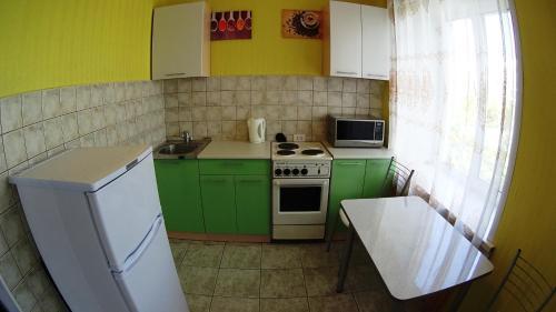 Апартаменты на Вокзальной магистрали 7, Nowosybirsk