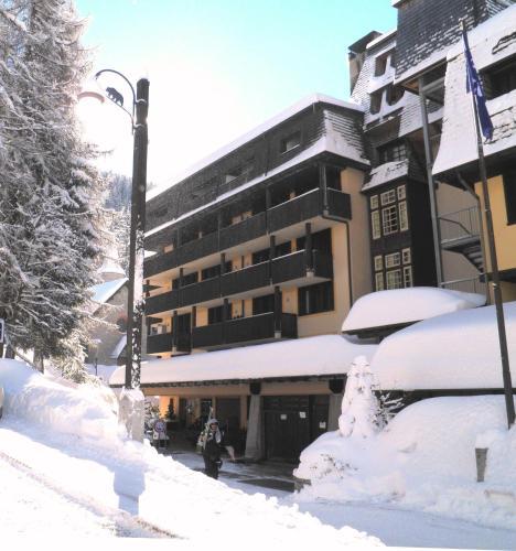 R.T.A. Hotel des Alpes 2 front view
